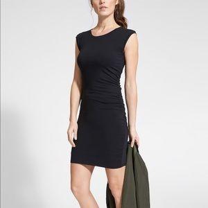 NWOT Athleta Black Topanga Dress M